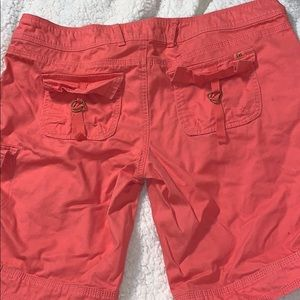 lei Shorts - LEI cargo shorts